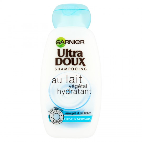 "Moisturizing Vegetable Milk Shampoo ""Ultra Doux"""