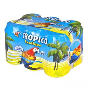 Exotic Drink Tropico 6 X 33 cl