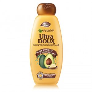 "Avocado Oil & Karité Shampoo ""Ultra Doux"""
