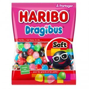 French Haribo - Dragibus Soft