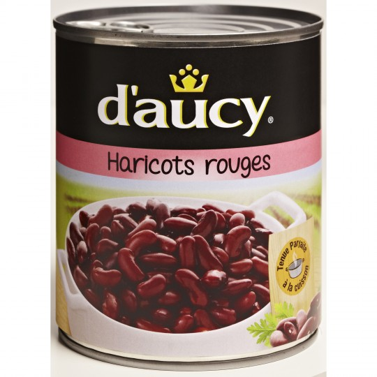 Red Beans D'Aucy