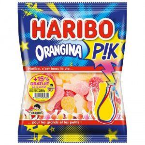 French Haribo - Orangina Pik