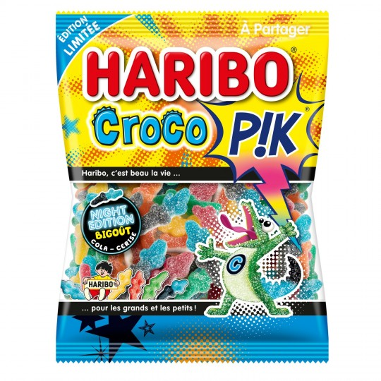 French Haribo - Croco Pik