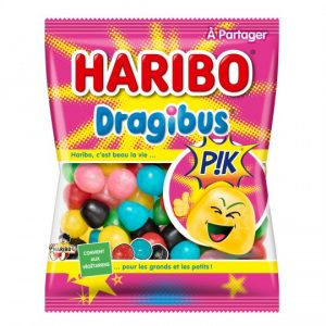 French Haribo - Dragibus Pik