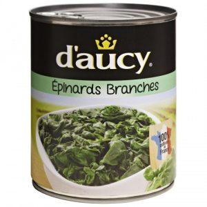 Spinach Branch D'Aucy XL
