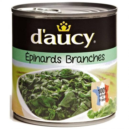 Spinach Branch D'Aucy XL