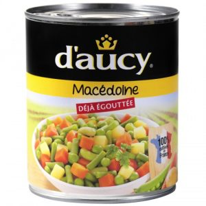 Mixed Vegetables D'Aucy